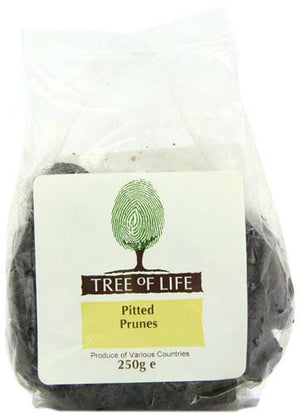 Tree Of Life | Pitted Prunes | 1 x 250g