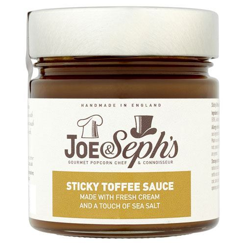Joe&sephs | Sticky Toffee Sauce | 1 x 230g
