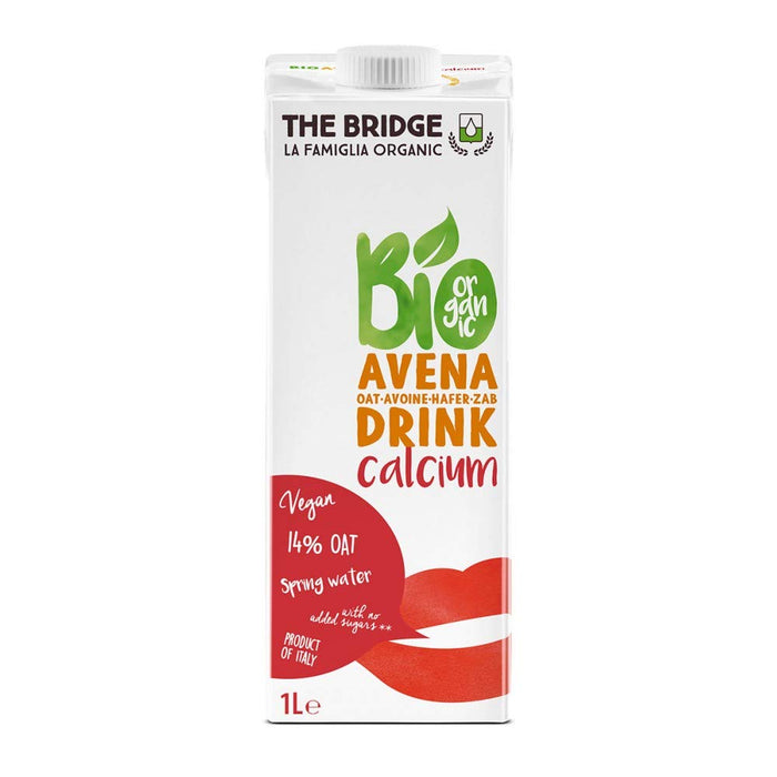 The Bridge | Oat Drink - Calcium Enriched | 1 x 1l