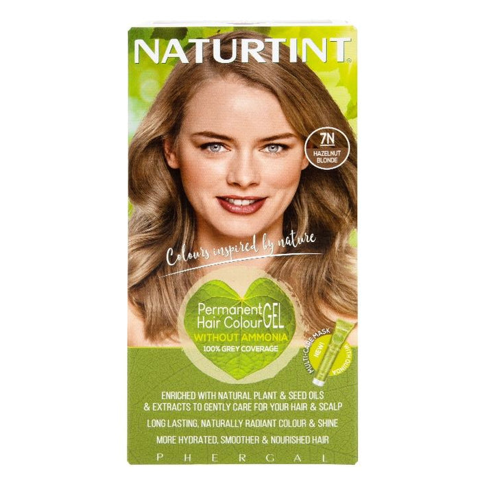 Naturtint | 7n Hazelnut Blonde | 1 x 170ml