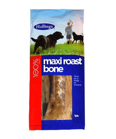 Hollings | Maxi Roast Bone For Dogs | 1 x Single