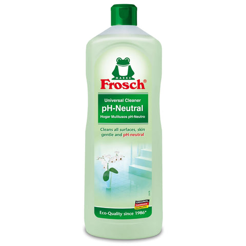 Frosch | Ph Neutral Cleaner | 1 X 1ltr. Sold By Superfood Market