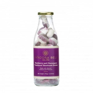 Pandora Bell | Blackberry & Champagne Sweets | 1 X 180g. Sold By Superfood Market