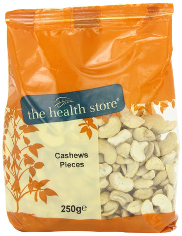 Ths Nuts | Ths Cashews Lwp | 1 X 250ge. Sold By Superfood Market