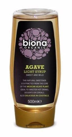 Biona | Agave Syrup Light | 1 x 500ml