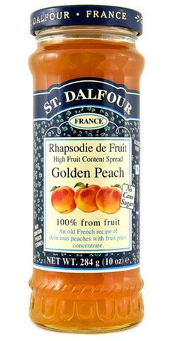 St Dalfour | Golden Peach | 1 x 284g