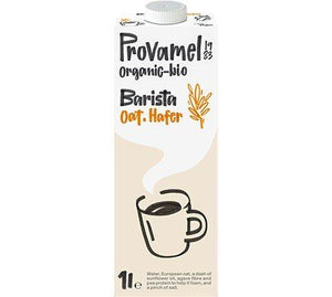 Provamel | Oat Barista | 1 X 1l. This Product Is :- Vegan,organic