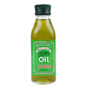 Hellenic | Olive Oil - Extra Virgin | 1 X 250ml. This Product Is :- Vegan
