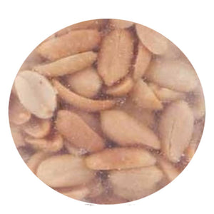 Suma Commodities | Peanuts - Roasted With Skins | 12.5 Kg. This Product Is :- Vegan