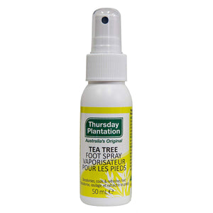Thursday Plantation | Tea Tree Foot Spray | 1 x 50ml