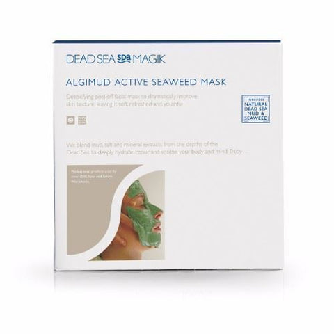 Dead Sea Spa Magik | Algimud Active Seaweed Mask | 1 x 25g