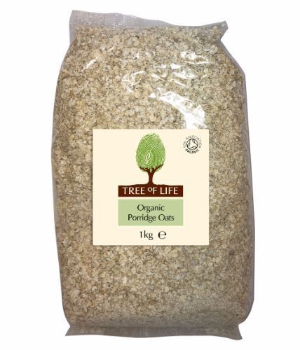 Tree Of Life | Organic Oats - Porridge | 1 x 1kg