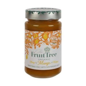 Fruit Tree | Mango Fruit Spread Organic | 1 x 250g | Fruit Tree
