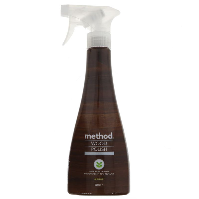 Method | Wood Polish Spray | 1 x 354ml