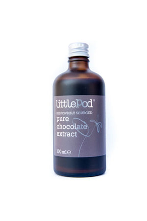 Littlepod | Pure Bourbon Chocolate Extract | 1 x 100ml
