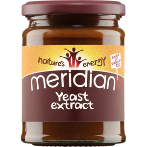 Meridian | Yeast Extract +b12; No Salt | 1 X 340g. This Product Is :- Vegan