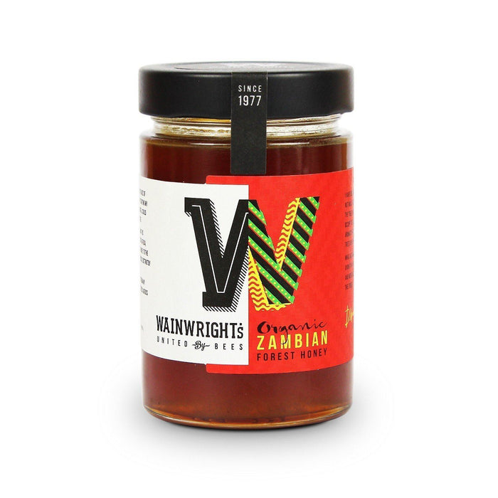 Wainwright's | Organic Forest Honey - Clear | 1 x 380g