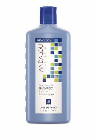Andalou | Argan Stem Cell Age Defying Shampoo | 1 x 340ml