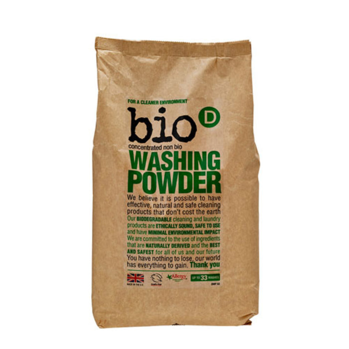 Bio D | Washing Powder | 1 x 2kg