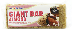 Ma Baker | Giant Bar - Almond | 1 x 90g