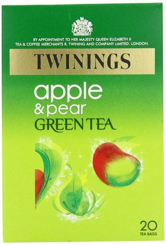 Twinings | Green Tea With Apple & Pear | 1 x 20 Bags