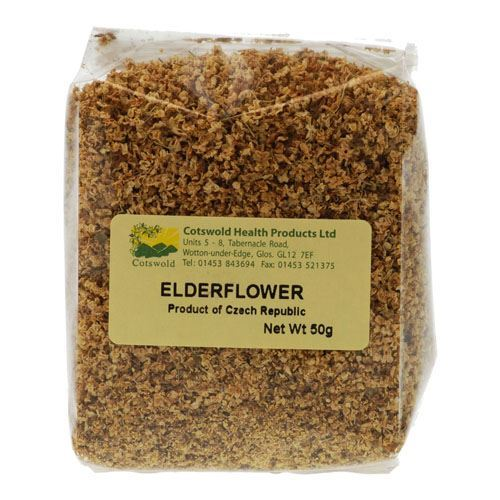 Cotswold | Elderflower Tea | 1 x 50g