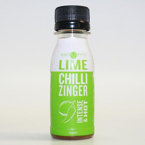 James White | Lime & Chilli Ginger Shot | 1 x 70ml | James White