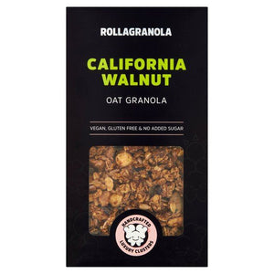 Rollagranola | California Walnut | 1 X 350g. Sold By Superfood Market