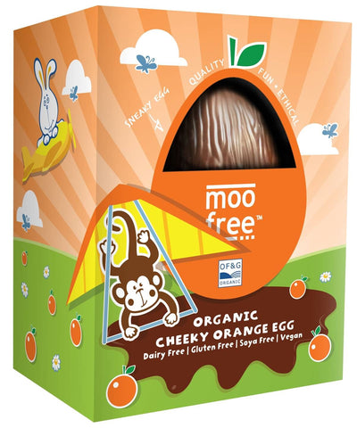 Moo Free | Sour Cherry Organic Egg | 1 X 140g. Sold By Superfood Market