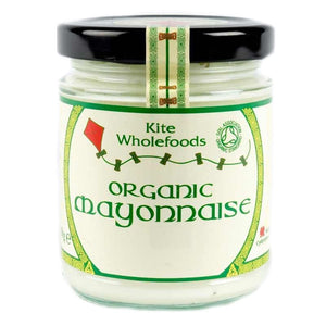 Kite | Mayonnaise Organic | 1 x 150g | Kite
