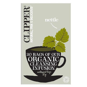 Clipper | Nettle - Og | 1 x 20bags | Clipper