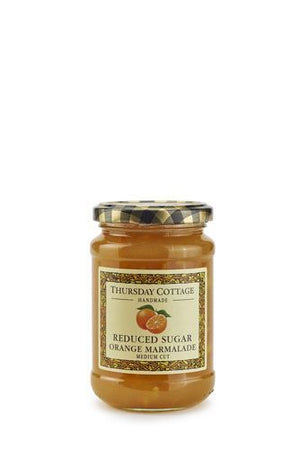 Thursday Cottage | Reduced Sugar Orange Marmalade | 1 x 315g