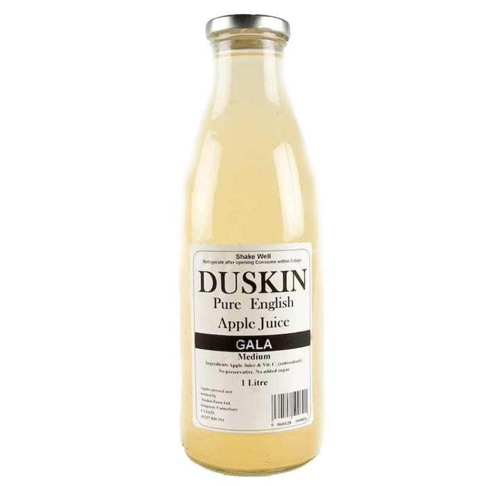 Duskin | Apple Juice - Gala | 1 x 1l