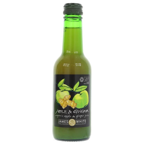 James White | Apple & Crushed Ginger - Og | 1 x 250ml