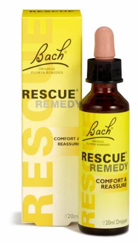 Bach | Rescue Remedy Drops | 1 x 20ml