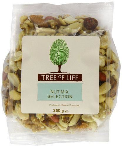 Tree Of Life | Tree Of Life  Nuts - Mixed | 1 x 250g