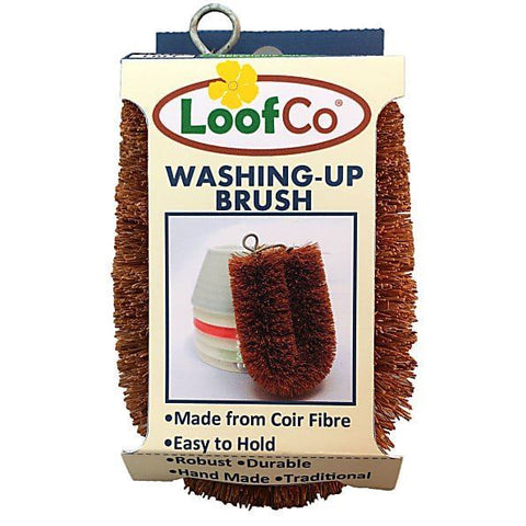 Loofco | Washing-up Brush | 1 X 1. This Product Is :- Vegan