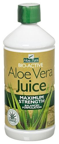 Optima | Aloe Vera Juice - Maximum Strength | 1 x 1ltr