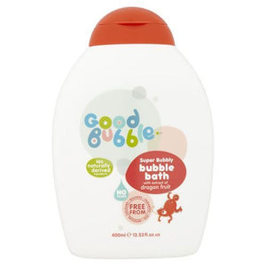 Good Bubble | Dragon Fruit Extract Bubble Bath | 1 x 400ml | Good Bubble