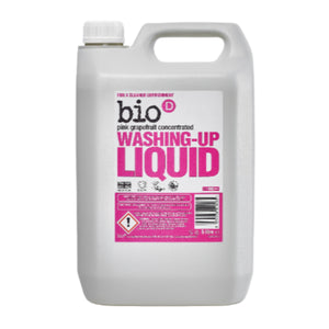 Bio-d | Washing Up Liquid - Grapefruit | 1 x 5ltr