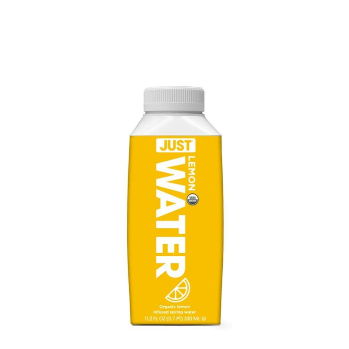 Just Water | Still Spring Water Infused With Lemon | 1 x 500ml