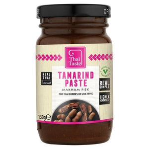 Thai Taste | Tamarind Paste | 1 X 130g. This Product Is :- Gluten Free,vegan