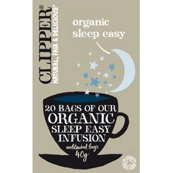 Clipper | Organic Sleep Easy | 1 x 20bags | Clipper