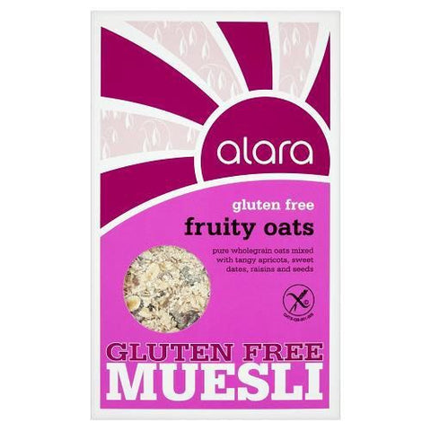 Alara | Everyday Muesli - Fruity Oat Gluten Free | 1 x 500g