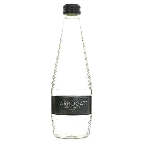 Harrogate Spring Water | Spring Water - Still | 1 x 330ml