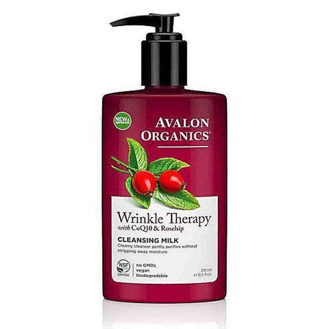 Avalon | Wrinkle Therapy Cleansing Milk | 1 x 250ml