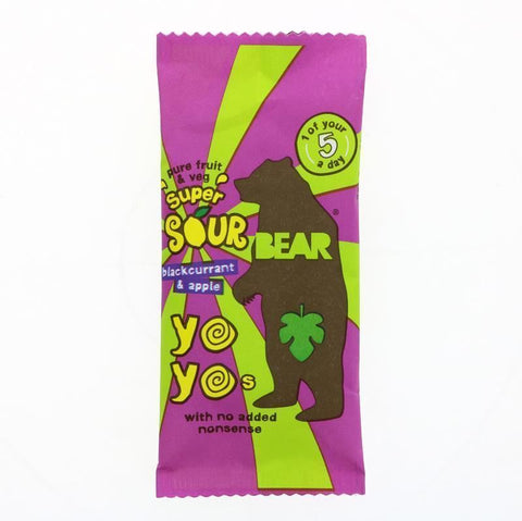Bear | Blackcurrant & Apple | 1 x 20g
