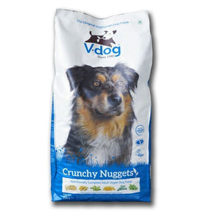 V Dog | Crunchy Nuggets (happidog) | 15 Kg. Sold By Superfood Market