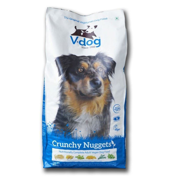 V Dog | Crunchy Nuggets (happidog) | 1 x 15 Kg