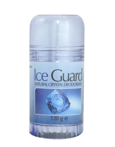 Ice Guard | Natural Crystal Deodorant - Twist Up | 1 X 120g. Sold By Superfood Market